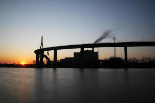 Hamburg Köhlbrandbrücke 036a