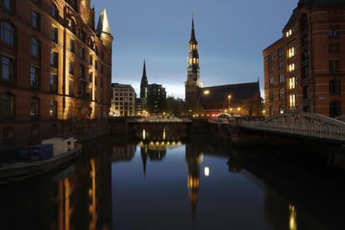 Hamburg Speicherstadt 158a